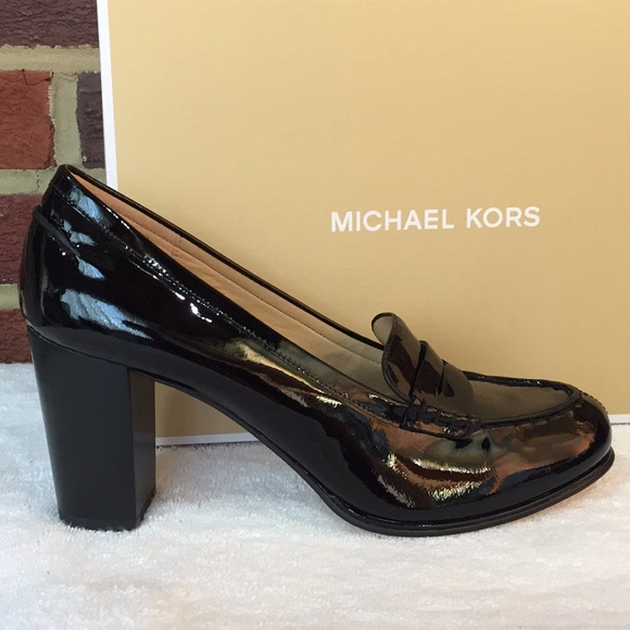 cd472b0e8cb6 Michael Kors Bayville Loafer Pumps